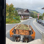 Drittleistung, Blumencontainertransporte, mit U1600