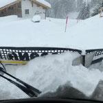 """Pistenbully Paana, Winterwanderweg """"Berg""""..."""