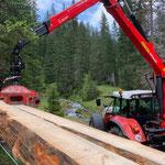 Projekt Zuger Säge, Wasserleitung