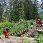 Brückensanierung Gaisbachtobel