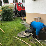 Problembehebung Kanalsystem am Tannberg