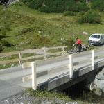 Geländerneubau Spullerbachbrücke (Zellbrücke)