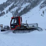 Snow Rabbit 3, Winterwanderweg nach Stubenbach