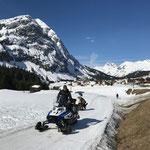 Winterwanderwegpflege am Egg/Zug