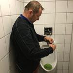 Bauhof WC Spülung reparieren