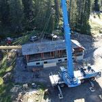 Projekt Zuger Säge, Gebäude wieder aufsetzen