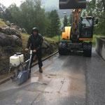 Tagwasserschaden sanieren Ebra
