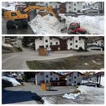 2019-2020-2021, Schneeräumung in Stubenbach