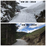 Schnee von gestern, Pistenbully Paana, Stubenbacher Staffel