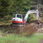 Wegebau neuer Schwimmbadweg