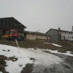 Winterwanderweg Bürstegg präparieren