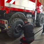 Reifenwechsel U400