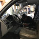 Fahrzeugpflege am Bauhof