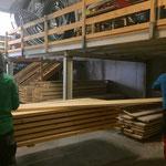 Holz biegen - Bauhof