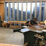 Weitere Türen kürzen Wohnung Feuerwehrhaus