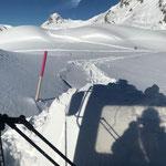 Winterwanderweg Gaisbühel, mit PB Paana...