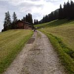 Wegsanierung Richtung Stubenbach