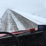Drittleistung für ÖBB, Schneeräumung Spullersee
