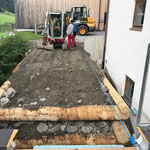 Liftzufahrt Umbau Feuerwehrhaus