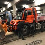Kettenmontage LeihgerätU430, U400 = Werkstatt