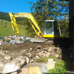 Wegverlegung Wanderweg Richtung Stubenbach