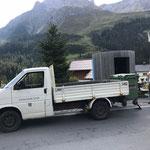 Mülldienst samt Bushaltestellenreinigung in Zug