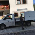 Transport für Bürgerservice