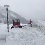 Snow Rabbit 3, Rampe abschieben Aufgang WWW Flühenweg