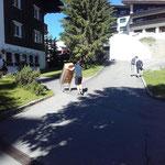 Stuhllieferung Hotel Arlberg - Medicinicum Lech
