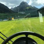 Rasenpflege mit Holder