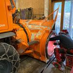 Rolba 1500 Service und Reparaturarbeiten