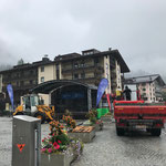 Rückbau Rüfiplatz nach Dorffest