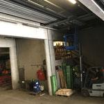 Defekte Wasserleitung für Kärcher in der Bauhofgarage reparieren