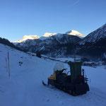 Höhen-Winterwanderweg Zug, Instandhaltung