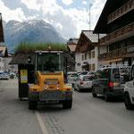 Bushaltestellen abbauen Postareal