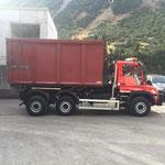 U530 mit Container