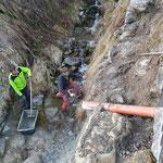 Sanierung Uferböschung Burgwaldweg