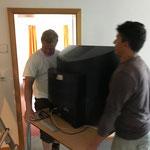 Gemeindehaus Zürs: Renovierungs- und Malerarbeiten