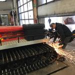 Ketten-Stege reparieren am Paana