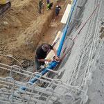 Wasserleitungsarbeiten Obere Berg 2016