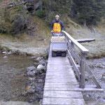Waldcamp Wege- und Stegrenovierung