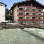Rückbau Strombrücke Schlosskopf