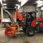 Fuhrpark vorbereiten für Wintereinbruch: Holder C70 SC