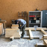 Tischbau für Grillplätze