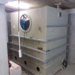 Kinderbecken neu: Filteranlage einbauen