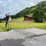 Fahrradverbotstafel stellen in Stubenbach