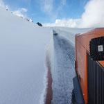 Drittleistung für Ski Zürs AG