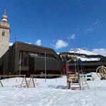Spielplatz Schulplatz, Turmdach erneuern