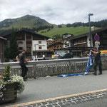 Trans Vorarlberg Triathlon: Rückbau