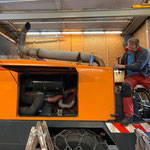 Service und Reparaturarbeiten Rolba 1500